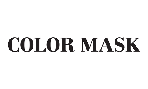 Color Mask logo Hiusateljee